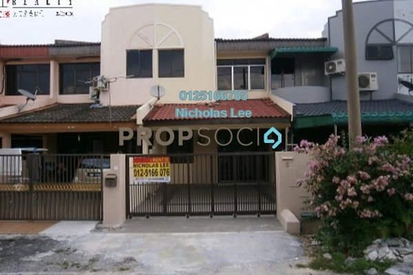 Terrace For Rent in Ipoh Garden, Ipoh Freehold Unfurnished 0R/0B 1.1k