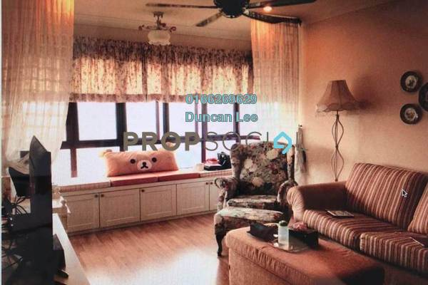Condominium For Sale in Savanna 1, Bukit Jalil Freehold Fully Furnished 3R/3B 800k