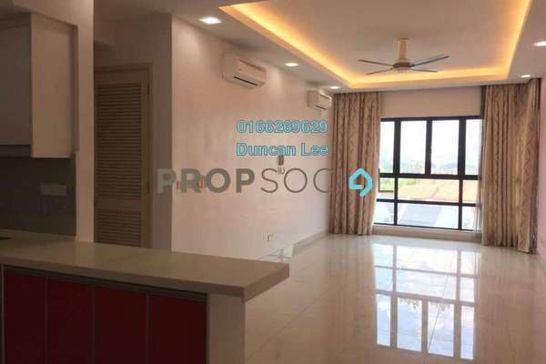 Condominium For Rent in KM1, Bukit Jalil Freehold Semi Furnished 3R/3B 2.4k