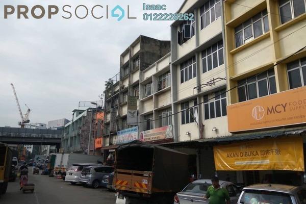 Shop For Rent in Petaling Street, Pudu Freehold Unfurnished 0R/0B 8k
