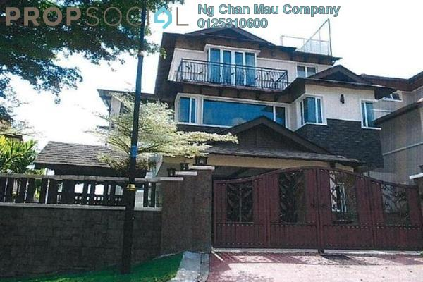 Semi-Detached For Sale in Section 9, Shah Alam Freehold Semi Furnished 0R/0B 1.7m
