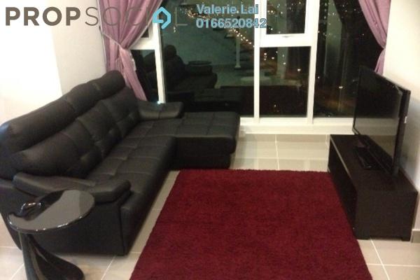 Duplex For Rent in The Scott Garden, Old Klang Road Freehold Fully Furnished 1R/2B 1.95k