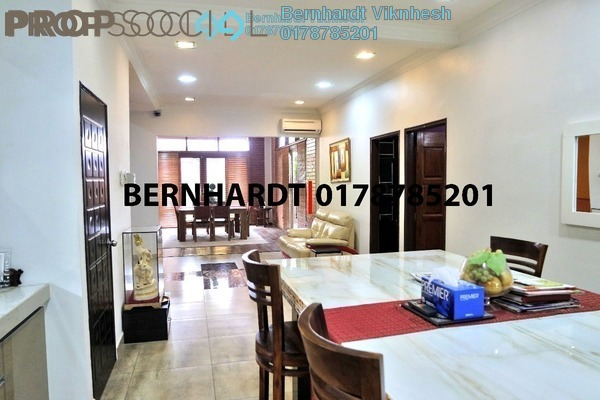 Bungalow For Sale in Section 14, Petaling Jaya Freehold Semi Furnished 6R/5B 3m
