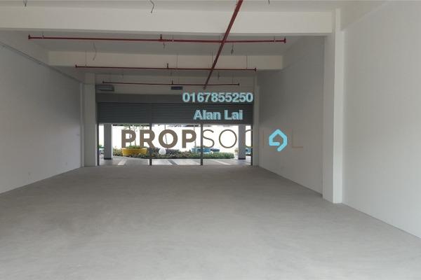 Shop For Rent in CBD Perdana 2, Cyberjaya Freehold Unfurnished 1R/2B 3.5k