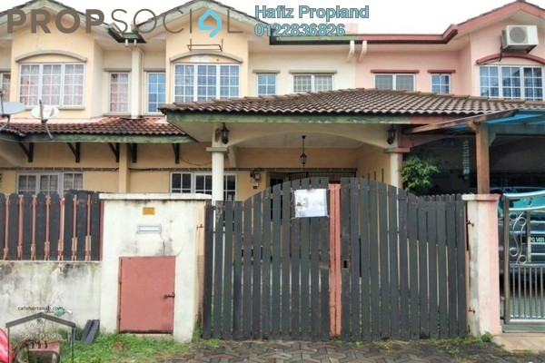 Terrace For Rent in Taman Sutera, Kajang Freehold Semi Furnished 4R/3B 1.3k