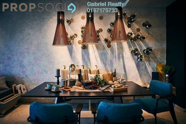 Condominium For Sale in DC Residency, Damansara Heights Freehold Fully Furnished 1R/2B 2m