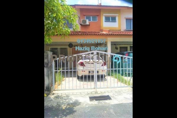 Terrace For Rent in BSP 21, Bandar Saujana Putra Freehold Semi Furnished 4R/3B 1.2k
