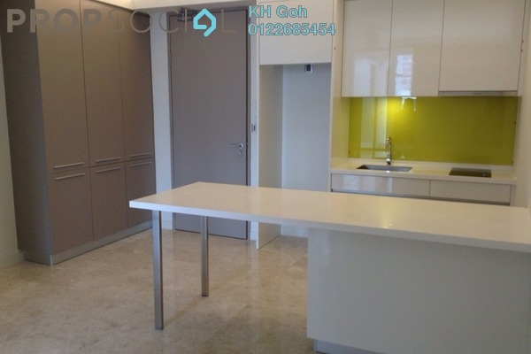 Serviced Residence For Sale in The Signature, Sri Hartamas Freehold Fully Furnished 1R/1B 515k