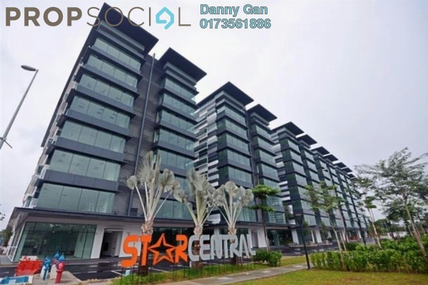 Office For Rent in Star Central, Cyberjaya Freehold Fully Furnished 0R/0B 48k