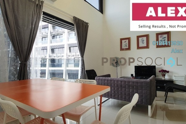 Condominium For Rent in D'Latour, Bandar Sunway Freehold Fully Furnished 3R/2B 2.6k