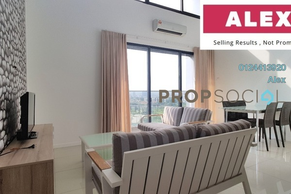 Condominium For Rent in D'Latour, Bandar Sunway Freehold Fully Furnished 3R/2B 2.9k