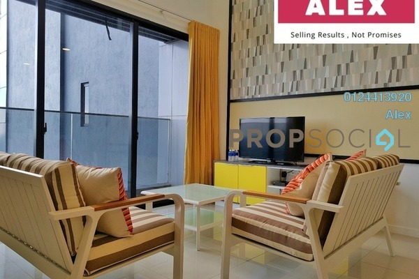 Condominium For Rent in D'Latour, Bandar Sunway Freehold Fully Furnished 3R/2B 2.7k