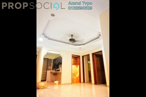 Apartment For Rent in Spring Ville, Ukay Freehold Semi Furnished 3R/2B 1.1k