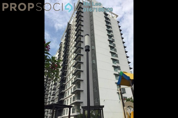 Serviced Residence For Sale in Spring Avenue, Kuchai Lama Freehold Semi Furnished 3R/2B 615k