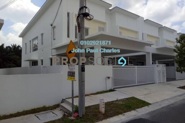 Terrace For Sale in Suriaman 3, Bandar Sri Sendayan Freehold Unfurnished 4R/4B 850k