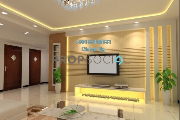 Condominium For Sale in Agile Mont Kiara, Dutamas Freehold Semi Furnished 4R/3B 1.57m