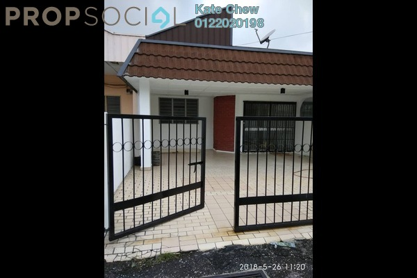 Terrace For Sale in SS14, Subang Jaya Freehold Unfurnished 3R/2B 740k
