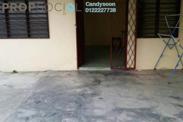 Terrace For Rent in Taman Taynton View, Cheras Freehold Semi Furnished 4R/2B 1.4k