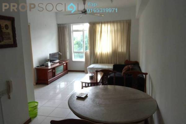 Condominium For Rent in 38 Bidara, Bukit Ceylon Freehold Fully Furnished 2R/2B 2.3k