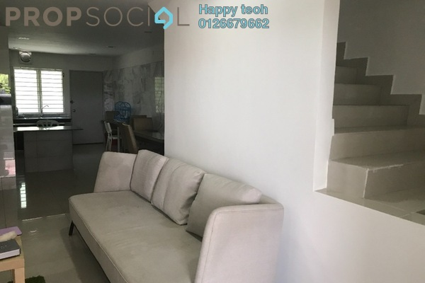 For Rent Terrace at Hibiscus, Bandar Seri Coalfields Freehold Semi Furnished 3R/3B 1.35k