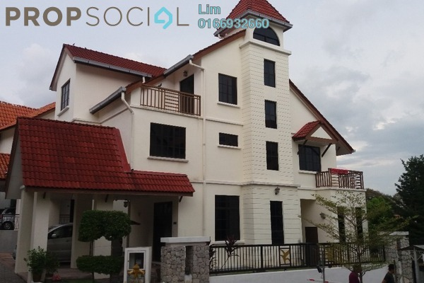 Bungalow For Sale in Asia Hills, Bukit Jambul Leasehold Fully Furnished 6R/5B 2.39m