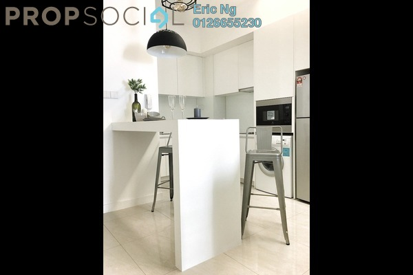 For Rent SoHo/Studio at The Horizon Residences, KLCC Freehold Semi Furnished 1R/1B 2.5k