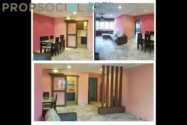 Condominium For Rent in De Tropicana, Kuchai Lama Leasehold Fully Furnished 3R/2B 1.6k