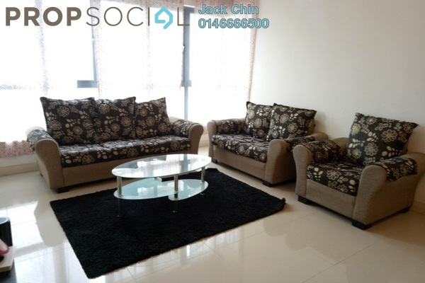 Condominium For Rent in Covillea, Bukit Jalil Freehold Fully Furnished 3R/2B 2.5k