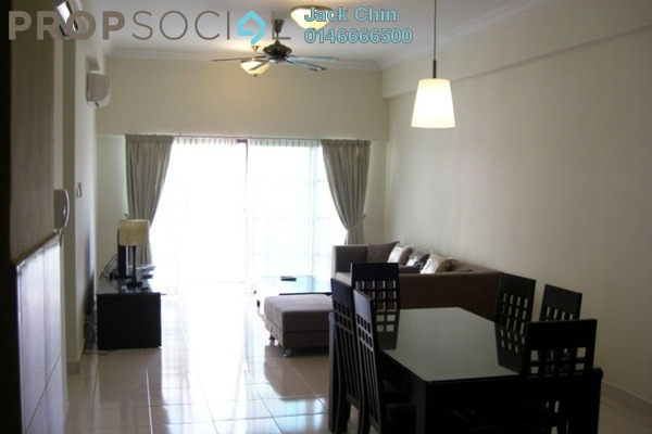 Condominium For Rent in Hartamas Regency 1, Dutamas Freehold Fully Furnished 3R/2B 3.6k