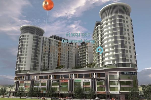 Condominium For Sale in Tiara Mutiara 2, Old Klang Road Freehold Semi Furnished 3R/2B 560k