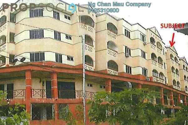 For Sale Apartment at Kuantan Waterfront Resort City, Kuantan Freehold Semi Furnished 0R/0B 113k