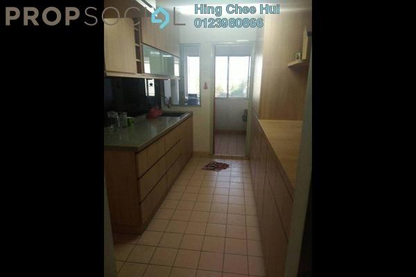 Condominium For Rent in Aliran Damai, Cheras South Freehold semi_furnished 3R/2B 1.1k