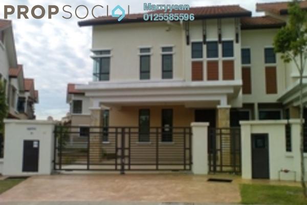 Land For Rent in BK8, Bandar Kinrara Freehold Fully Furnished 2R/1B 1k