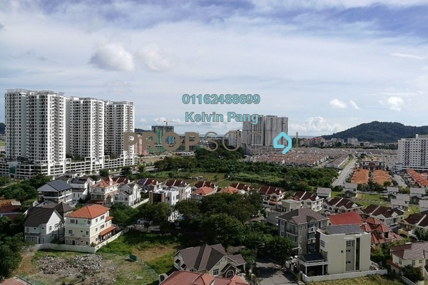 Condominium For Sale in The Clovers, Sungai Ara Freehold Unfurnished 3R/3B 670k