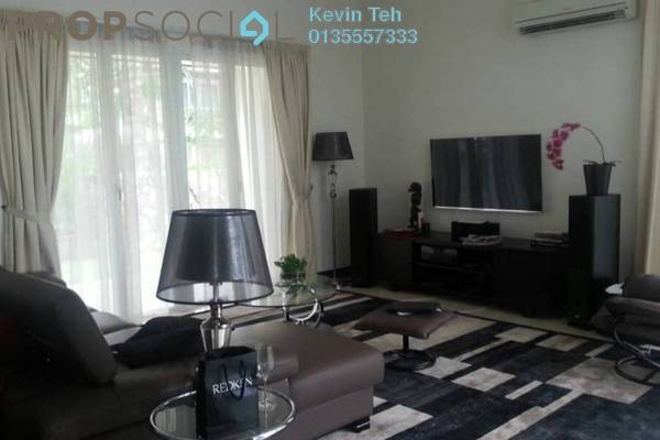 Semi-Detached For Sale in Flora Murni, Mont Kiara Freehold Fully Furnished 6R/5B 4.8m