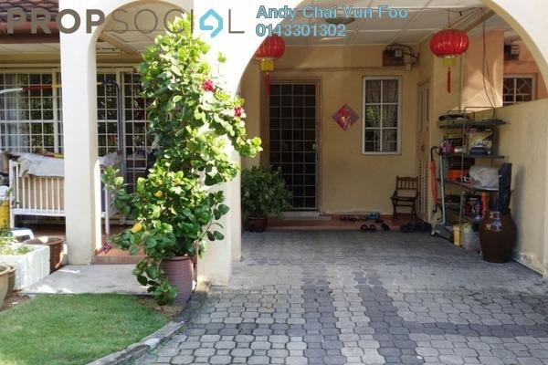 Terrace For Sale in USJ 18, UEP Subang Jaya Freehold Semi Furnished 4R/3B 930k