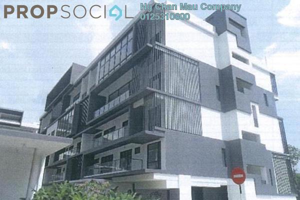 Condominium For Sale in Suria Residen, Batu 9 Cheras Freehold Semi Furnished 3R/0B 1.35m