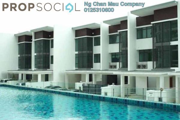Terrace For Sale in Cristal Residence, Cyberjaya Freehold Semi Furnished 0R/0B 1.4m