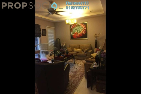 Terrace For Sale in Villa Damansara, Kota Damansara Freehold Fully Furnished 6R/3B 1.33m