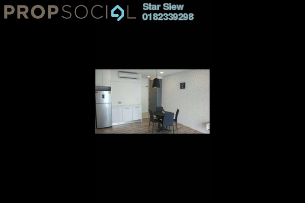 Condominium For Rent in Summer Suites, KLCC Freehold Fully Furnished 1R/1B 2.6k