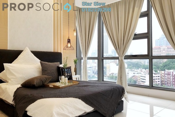 Condominium For Rent in The Robertson, Pudu Freehold Fully Furnished 2R/2B 4.2k