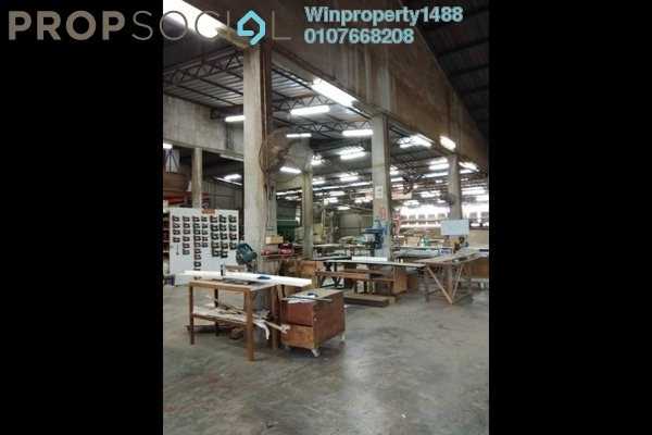 Factory For Sale in Saville Residence, Old Klang Road Freehold Semi Furnished 0R/0B 3m