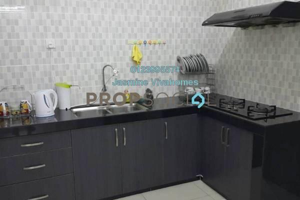 Condominium For Rent in Mahkota Residence, Bandar Mahkota Cheras Freehold Fully Furnished 3R/2B 1.5k