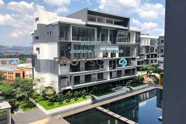 Condominium For Sale in 9INE, Batu 9 Cheras Freehold Unfurnished 3R/2B 568k