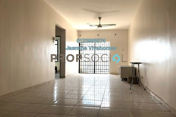 Condominium For Rent in Ketumbar Hill, Cheras Freehold Semi Furnished 4R/2B 1.5k