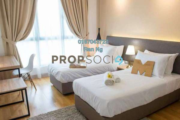 Serviced Residence For Sale in Twin Galaxy, Johor Bahru Freehold Fully Furnished 3R/2B 800k