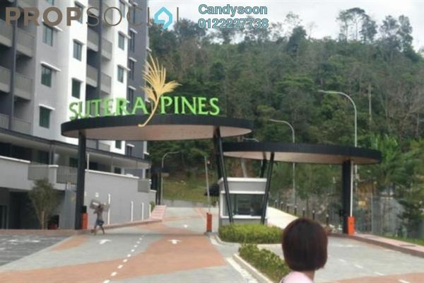 Condominium For Sale in Sutera Pines, Bandar Sungai Long Freehold Fully Furnished 3R/2B 580k
