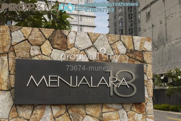 Condominium For Sale in Menjalara 18 Residences, Bandar Menjalara Freehold Unfurnished 3R/2B 650k
