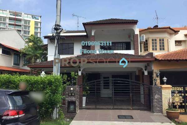 For Rent Semi-Detached at Bukit Baru, Bandar Melaka Freehold Semi Furnished 5R/4B 4k