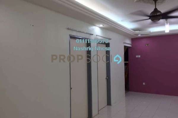 Apartment For Sale in Sri Astana, Batu Caves Freehold Semi Furnished 4R/2B 330k